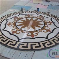 3D欧式陶瓷砖地板拼花切割