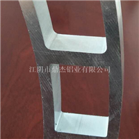 专业开模定做6061-T5离合器铝型材