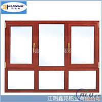 黑龙江厂家直销各种门窗型材来图生产