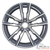 兰博基尼订制改装锻造铝车轮