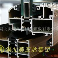 断桥铝型材 美亚达 厂家