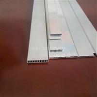 公司定做特规平流铝管,异型铝管等