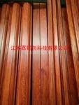 批量生产各种木纹转印铝型材
