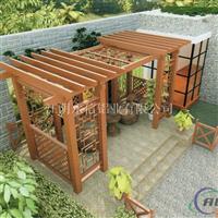 木纹铝方管通用型材