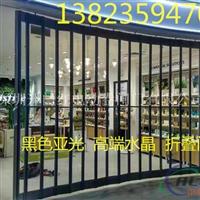 商场水晶折叠门