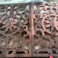 批发采购金属工艺品 供应铁板雕花切割加工