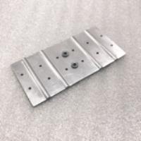电池连接铝片 弓形硬铝排 JG1090环保铝排