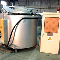 坩埚炉 熔铝炉 保温炉 电阻炉 压铸机边炉