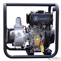 2寸柴油动力水泵厂家直销