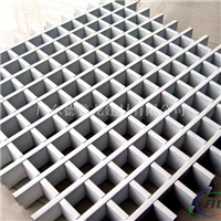 陕西铝格栅 铝合金格栅厂家供应商