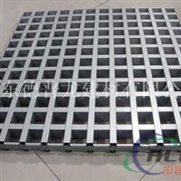 广州铝格栅厂家品牌  高端铝格栅