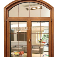 铝木复合门窗 铝木复合门窗厂家