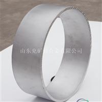 6061铝合金挤压管材现货