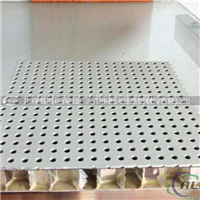 20mm蜂窝铝板 铝蜂窝芯木纹蜂窝板厂家