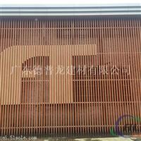 定制高级弧形铝方通酒店吊顶丨广东铝方通