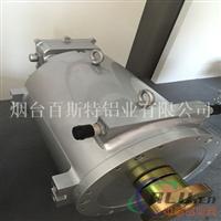 專業生產水冷拉伸鋁合金電機殼