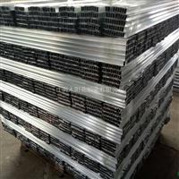 大规模生产工字铝型材