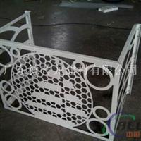 空调罩_铝合金空调外机罩_铝合金百叶空调罩
