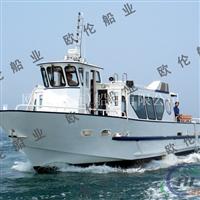 12米-22米铝合金客船定制船厂