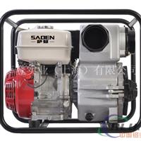萨登saden4寸汽油泥浆泵