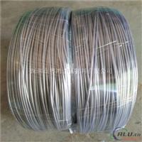 生产6061 6063铝线,包胶铝线有弹性