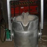 厂家千亿国际首页铝水中转包 吊装式 固定式
