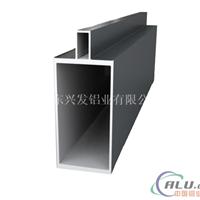 兴发铝业幕墙铝型材龙骨铝方通
