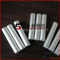 超薄壁6061铝管材 6063精密毛细铝管
