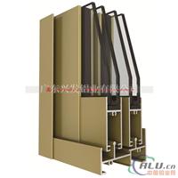 品牌大厂直销铝合金门窗型材国标欧标
