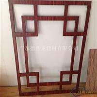 门头造型隔断铝窗花烧焊防木纹铝窗花贵吗?