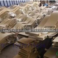 热转印木纹铝方通厂家   木纹铝方通供应商
