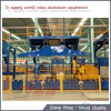 SAVE Wind mist and water quenching equipment initial table on Extrusion lines