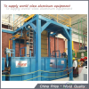 SAVE High Efficiency online intensive cooling system for aluminum extrusions
