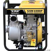4寸柴油水泵口径100MM