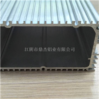 6063-T5电源盒铝型材来图来样深加工