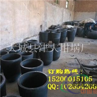 碳化硅坩埚-大城县津大坩埚厂