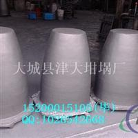 中冀金钢牌碳化硅石墨坩埚尺寸规格