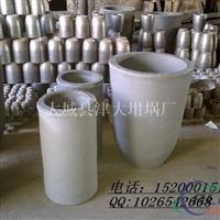 碳化硅石墨坩埚厂家直销熔铝铜坩埚