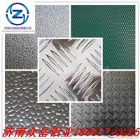 车厢防滑常用五条筋花纹铝板