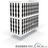 铝合金窗花镂空铝窗花格供应商