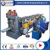 Z Type Steel Purlin Cold Roll Forming Machine Automatically