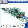 EPS Sandwich Roof Or Wall Sheet Production Line