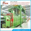 Aluminium Extrusion Profile High Pressure Spray Quenching