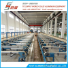 Aluminium Extrusion Profile Transfer Belt Cooling Table