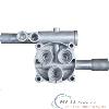Aluminum Machinery Parts Precision Die Casting, Spray Coating