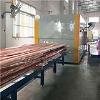 aluminum profile vacuum wood grain transfer machine