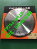 Double end saw blade