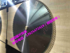 Saw blade for cutting aluminum doors and windows