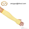 Kevlar arm sleeve with thumb slot