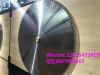 Factory OEM T.C.T Saw Blade For Cutting Aluminum Alloy Circular Saw Blade